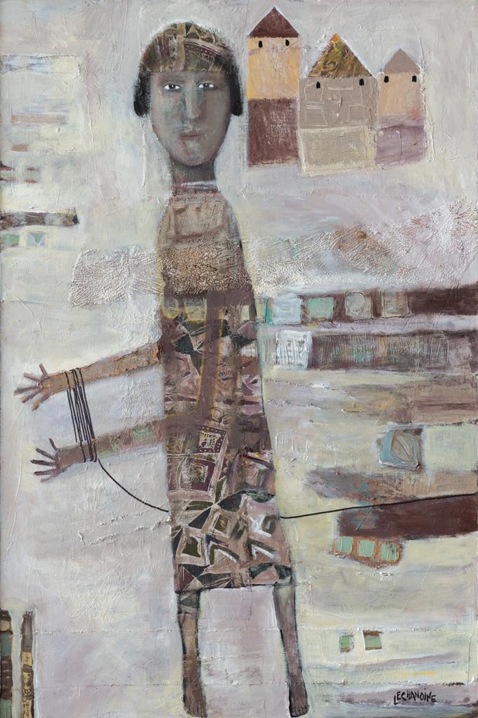 Marie Lechanoine